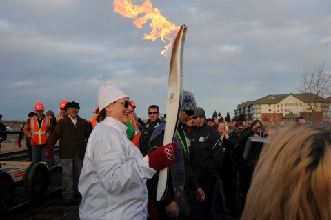 Album Name: Day 80 of the Olympic Torch Relay