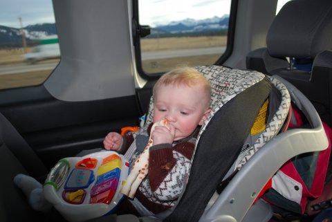 Album Name: Junior's First Road Trip